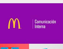 Comunicación Interna | McDonald's