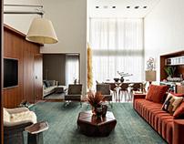 Terracota Apartment by Diego Revollo