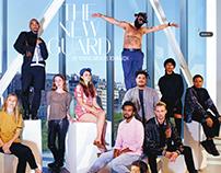 Cultured Magazine Retouch