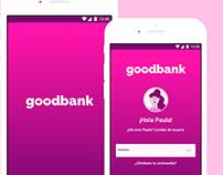 GoodBank - UI Practice