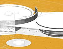 Концепция реконструкции СКК, город Санкт-Петербург