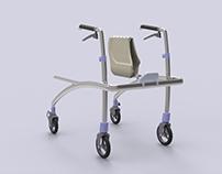 Saath E- A walking aid for parkinson's disease patients