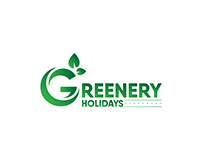 LOGO DESIGN - GREENERY HOLIDAYS