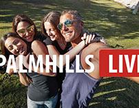 #PALMHILLS LIVE