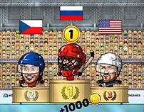 Puppet Ice Hockey 2014 World Cup