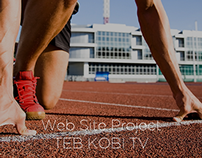 TEB KOBİ TV Web Site Project