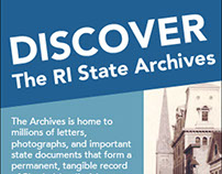 Discover the RI State Archives - Exhibit Series