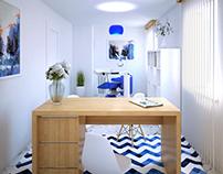 Small clinic - interior design