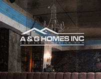 A & G Homes INC Branding