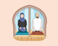 Step by Step Salah