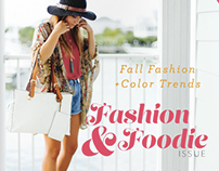 Beach To Bay Times Magazine Fall Fashion & Foodie Issue