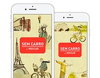 SEM CARRO - app