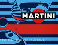 WILLIAMS MARTINI RACING SPONSORSHIP GLOBAL CAMPAIGN
