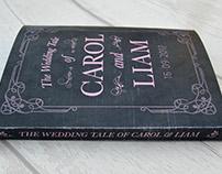 Fairytale Wedding invite