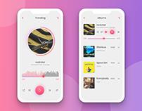 Music Player - Iphonex