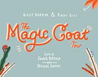 The Magic Coat Tour - International Artwork