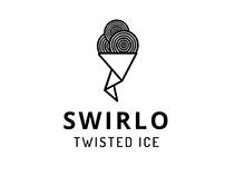 SWIRLO twisted ice cream