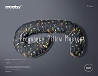 Pregnancy Pillow Mockup Set