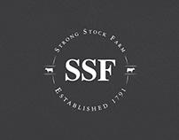 SSF Photography, Website, Corporate Identity