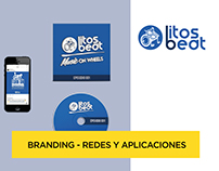 Litos Beat - Branding