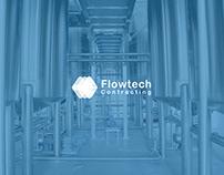 Flowtech Contracting Logo