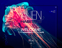 Alien habitats