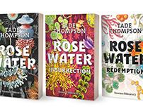 Rosewater -Book cover design