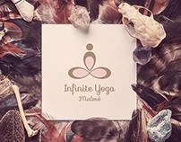 Infinite Yoga Malmö - Logo