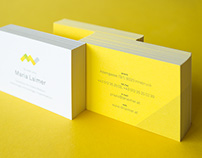 Corporate Identity Dr. med. univ. Maria Laimer