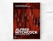Alfred Hitchcock, the brilliant storyteller