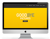 Goodbye Pictures Squarespace Site