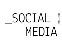 Social Media - 2016/2017