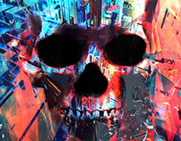 Skull Sci-fi