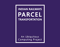 Railways Parcel Transporation - Ubiquitous Computing