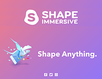 Shape Immersive | Social Media