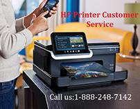 HP Printer Customer Service 1-888-248-7142