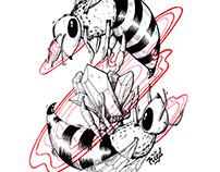 Organics, Sketches