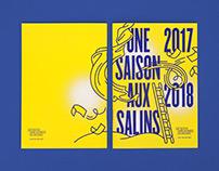 Les Salins 2017-2018