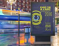 Euro Tir l'Arc Handisport 2016