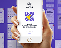 Jarvis - Road Mobile Application