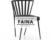 FAINA | Chair HILKA