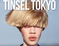 Tasselled for Tinsel Tokyo Magazine v27