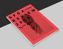 Jahresbericht, Schule für Gestaltung Aarau