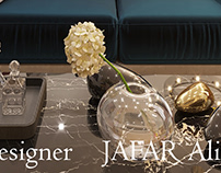 new livingroom & kitchen design