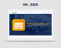 Okazzio - WebSite