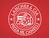 Redesign - Lanches & CIA