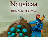 Nausicaa Of the Valley of the Wind fan poster