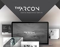 The Arcon Creative Presentation Template
