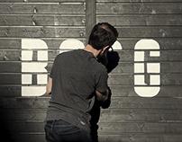Branding for BORG restaurant