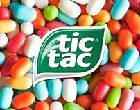 TIC TAC // Social Media Animated gif